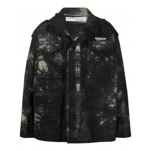 Off-White Mens 'New Field' Military-Jacke the best IYXY921