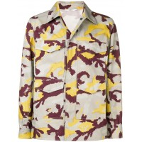 Valentino Young Men's Camouflage-Jacke RFSD682