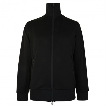 Y3 Tricot Track Jacket Mens Black Classic New Style 6LXL65812