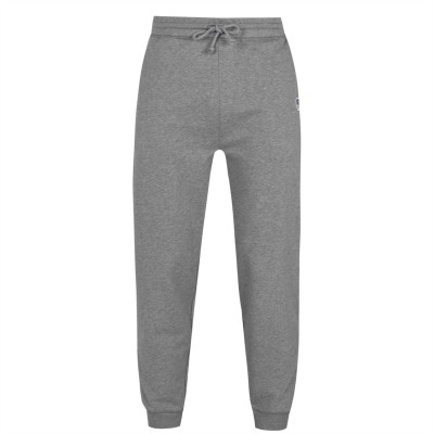 Boss x Russell Athletic Cuffed Tracksuit Bottoms Mens Medium Grey 034 wholesale PL6DY9586