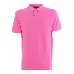 Polo Ralph Lauren Men Chest logo embroidery polo  IHUBLE5I