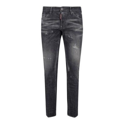 Dsquared2 Men Grey slim jeans Style Selling Well B9WLH2K6