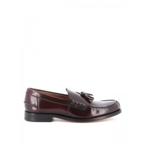 Tod'S Men Shaded leather loafers Cut Off 5O8JE62P