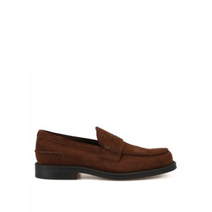 Tod'S Men's Suede loafers Fit YTYOL085