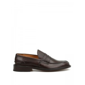 Tricker's Men James leather penny loafers  VLIPMBEY