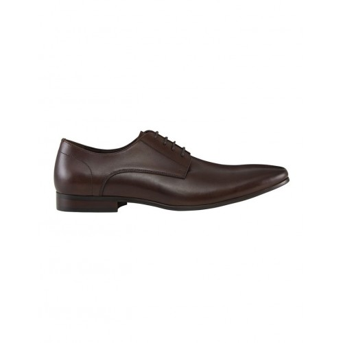 AQ by Aquila Men Clarke Leather Dress Shoes Brown Clearance Sale VPCMRVT -