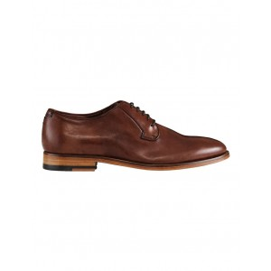 Aquila Men's Motley Leather Dress Shoes Dark Brown The Most Popular MPYABTG - Leather Upper/Leather & Rubber Sole
