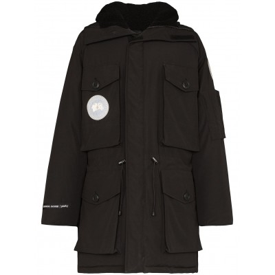 Canada Goose Men's x Juun.J Expedition Parka Casual Number 1 Selling XOCR485